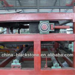 automatic horizontal vacuum belt filter for mine