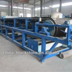 automatic horizontal vacuum belt filter press for mine