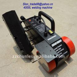 Automatic Hot Air Flex Banner Welding&Welder Machine