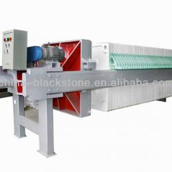 Automatic Hydraulic Desulfurization Gypsum Filter Press