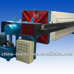 Automatic Hydraulic Oxidation Manganese Reductive Acid Leaching Pulp Filter Press