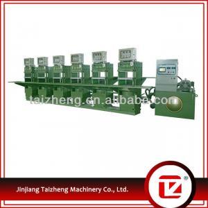 Automatic Hydraulic Press Rubber Sole Shoe Machine