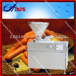 automatic hydraulic sausage machine made by stainless steel