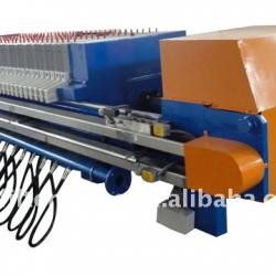 Automatic Membrane Filter Press Designed for Different Minging Concentrate Filtering
