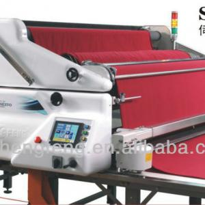Automatic pull cloth spreading machine