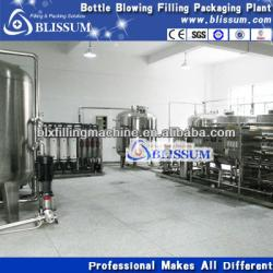 Automatic RO Drinking Water Treatment plant
