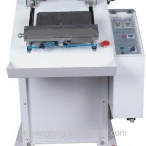 Automatic shirt cuff blocking pressing machine