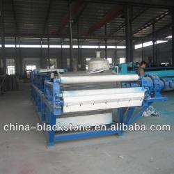automatic vacuum belt filter concentrate