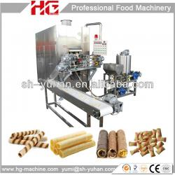 Automatic Wafer rolls Production Equipment