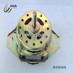 Automatic washing motor with bracket