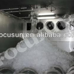 Automatice ice storage room