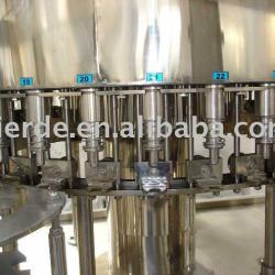 balanced pressure filling machine