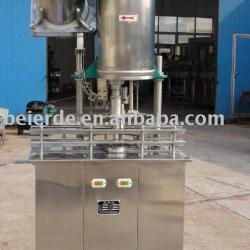 balanced pressure filter and sealer