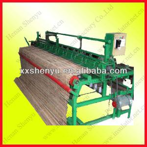 Bamboo Knitting Machine/Bamboo Curtain Knitting Machine
