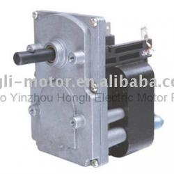 BBQ Oven motor/shade pole speed reducer motor