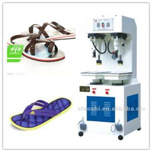 beach shoes pressing machine/attaching machine/shoe-making machinery