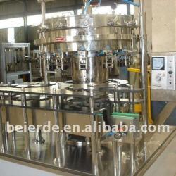 beer filling equipment