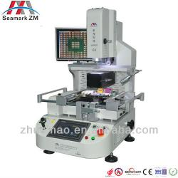 best quality automatic infrared full automatc BGA rework station ZM-R6200 for laptop/mobile/ps3/xbox360