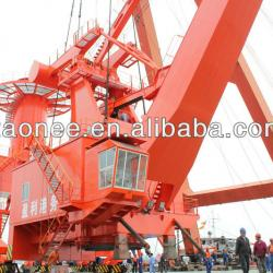 Block lifting crane