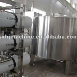 Bottling Drinking Pure Water Filter Machine