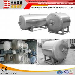 brighter beer tank,CN-SD-1.5T-W Bright beer tank,beer storage tank