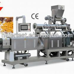 Bugles frying food processing line