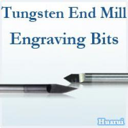 Carbide Tungsten Tools End Mill For Engraving
