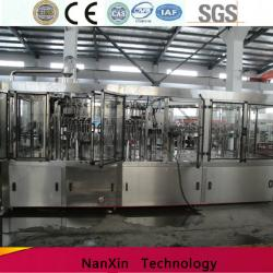 carbonate filling machine