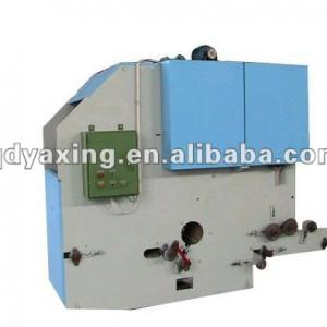 carding machine with chute feeder and autoleveling