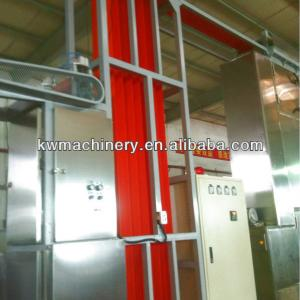 cargo webbing continuous dyeing machine