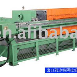 cast iron automatic filter press