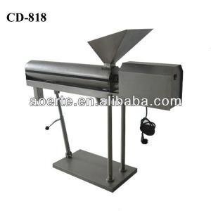 CD-818 automatic capsule polisher machine