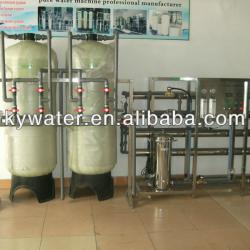 CE approved 2000LPH RO water treatment machine