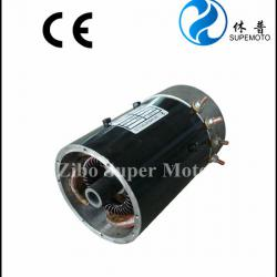 CE approved 4kw 48v regen motor for golf car