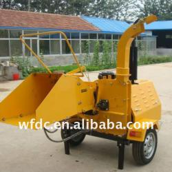 CE Certificate Hydraulic wood shredder