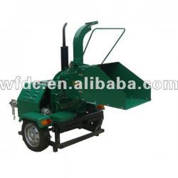 CE Certificate Hydraulic wood shredder