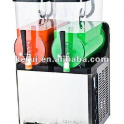 CE quick made slush machine 12L