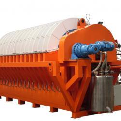 Ceramic vacuum filter