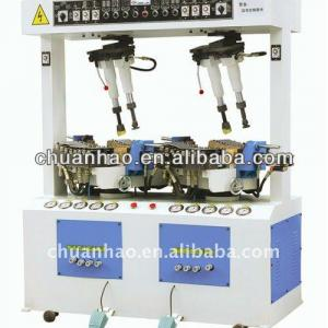 CH-616 Hydraulic Gantry-type TPR Sole Attaching Machine