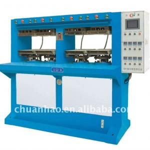 CH-8810 hydraulic eva embossing machine