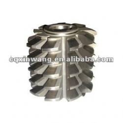 Chain Sprocket Hobs Cutter with pitchxroller dia 50.8x28.58