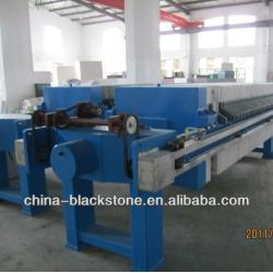 chamber filter press machine for waste water treatment