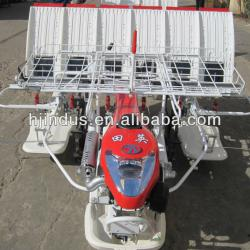 China 6 Rows Working Rice Transplanter