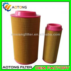 China air filter manufacturer for Compair compressor machine