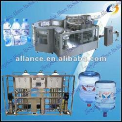 China automatic water filter making machine
