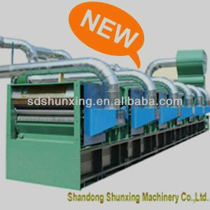 CHINA BEST SXMK-1500 Fabric/ Fiber/textile/Clothes/used garment Recycling Machine