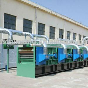 CHINA BEST SXMK-1500 Textile/ Clothes/ Used Garment Recycling Machine