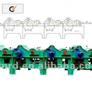 China GM250-4 Four Cylinder Waste Recycling Machine