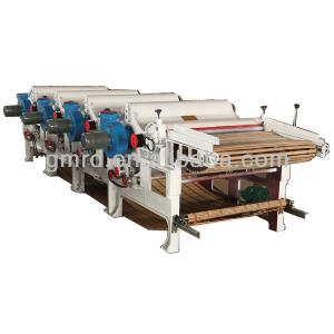China GM250 four cyclinder textile waste recycling machine supplier