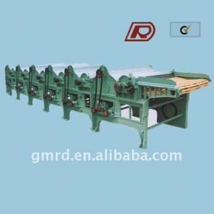 China GM400 Six Cylinder Yarn Waste Recycling Machine